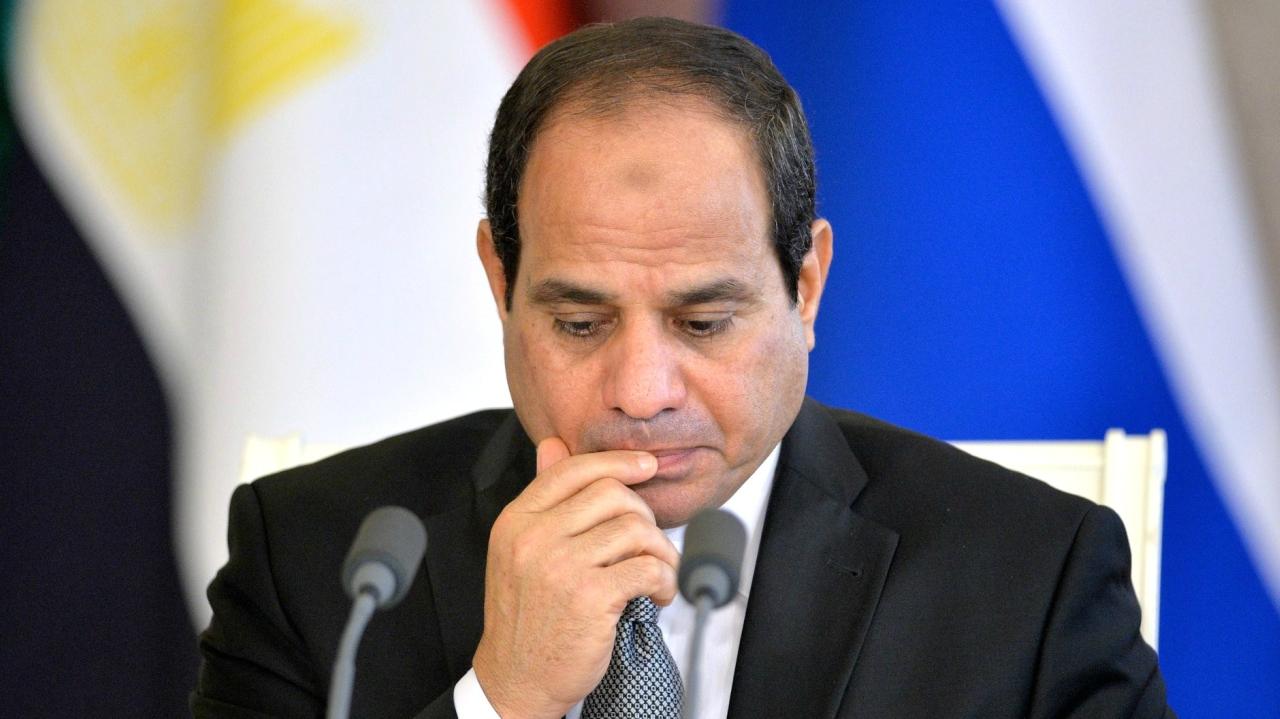 السيسي: لم أكذب في حياتي ولم أكن طامعًا في الرئاسة في 2013 - أخباركل يوم